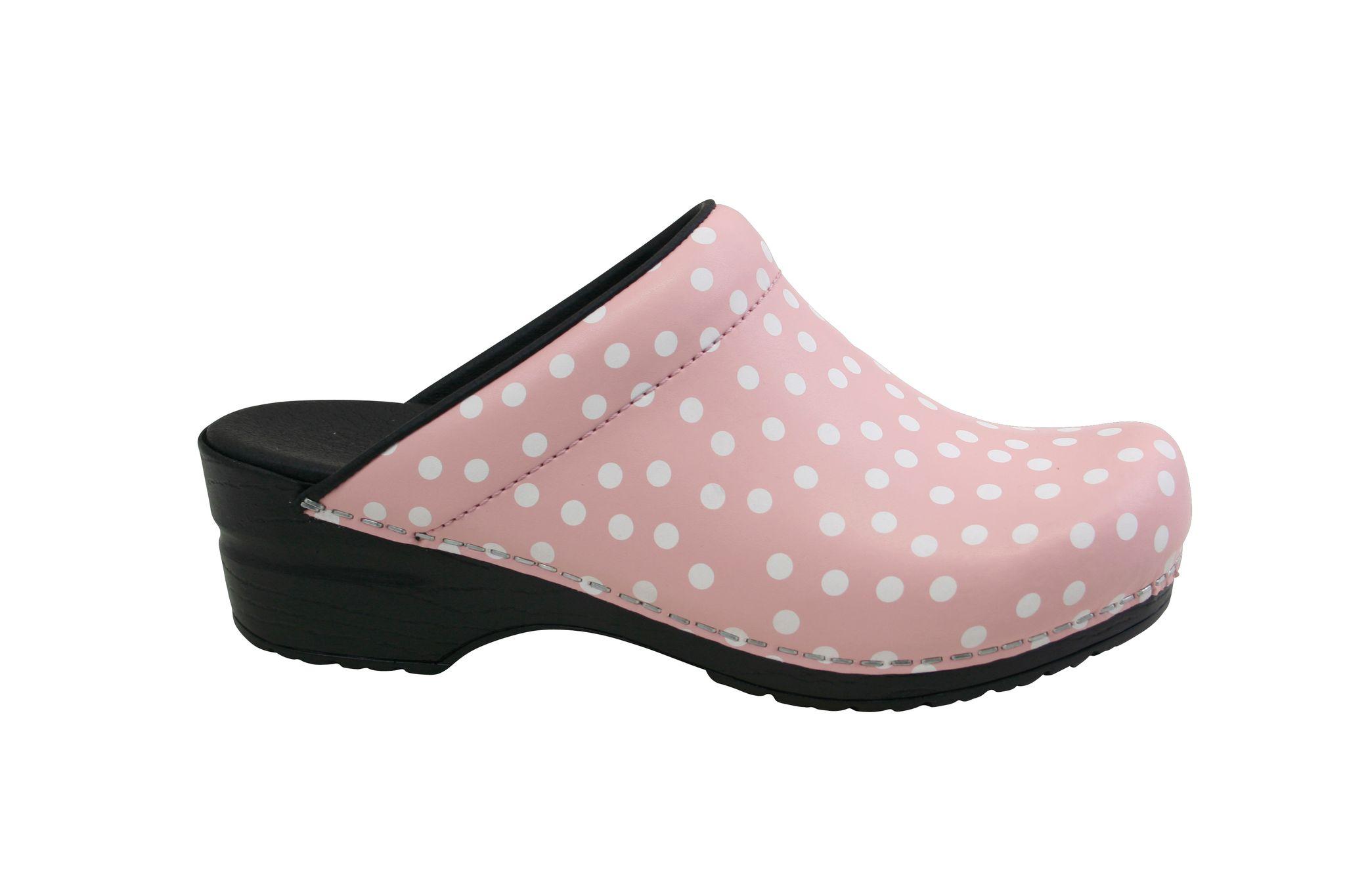 Sanita klompen Fenja roze 457048 online bestellen