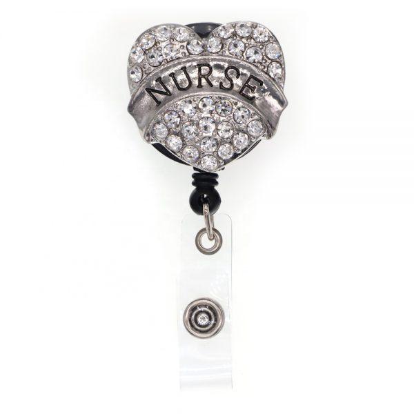 Badge jojo verpleegkundige zilver kopen