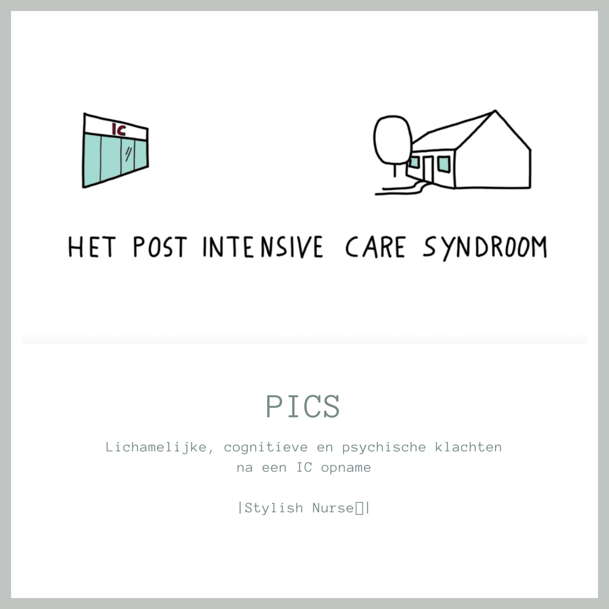 Post Intensive Care Syndroom