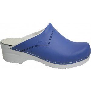 Blauwe Sanita klompen kopen