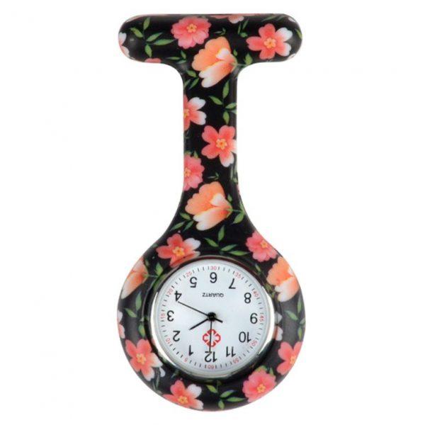 Verpleegkundig horloge pink orange kopen