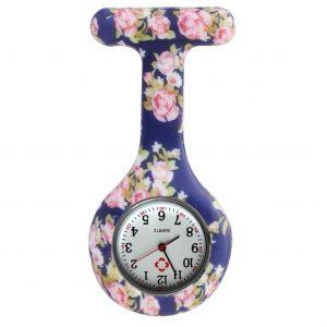 Verpleegkundig horloge Pink Roses kopen