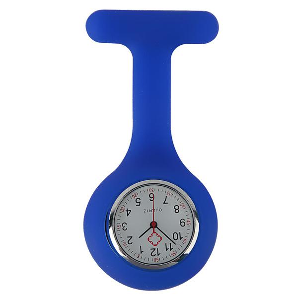 Verpleegkundig horloge blauw
