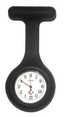 Verpleegkundig horloge zwart