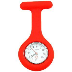 Verpleegkundig horloge rood kopen