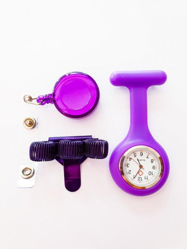 Verpleegkundig cadeautje paars kopen
