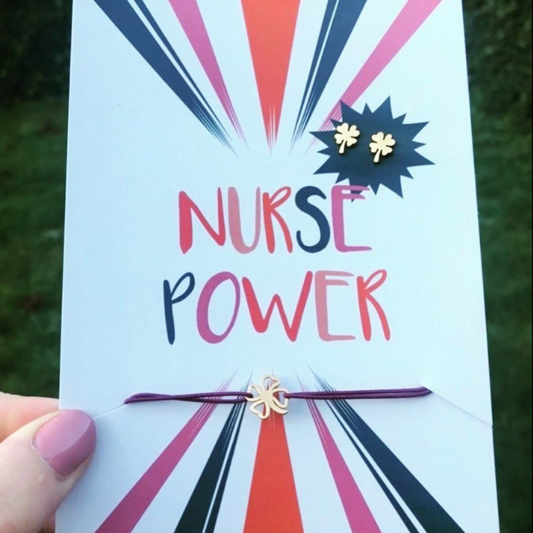 NursePower set goud online bestellen