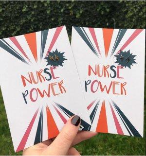 NursePower Power oorbellen kopen